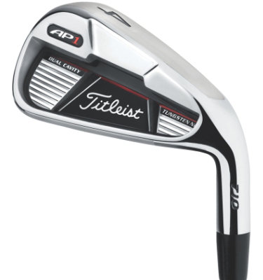 Titleist AP1 710 Irons - (Steel) 4-W