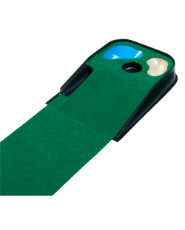Golf Galaxy Auto Return Putting Mat with Hazards