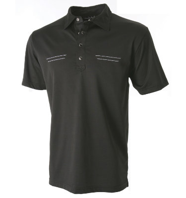 Travis Mathew Men's B-Double Short Sleeve Polo