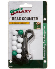 Golf Galaxy Bead Counter
