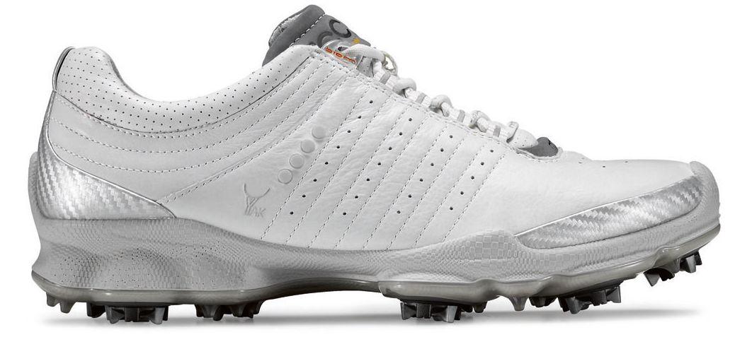ECCO Women's Biom Golf Shoes - White/Concrete
