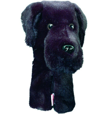Daphne's Headcovers Black Lab Putter Cover