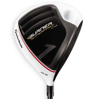 TaylorMade Men's Burner SuperFast 2.0 TP Driver