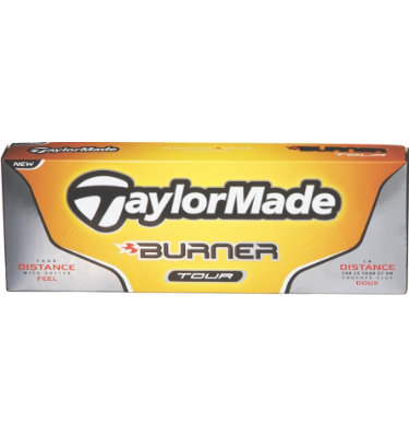 TaylorMade Burner Tour Golf Balls 2011 - 12 pack