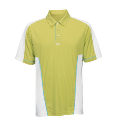 Oakley Men's Channel Short Sleeve Polo