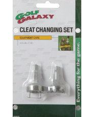 Golf Galaxy Cleat Changing Bits