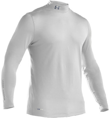 Under Armour Men's ColdGear Long Sleeve Mock