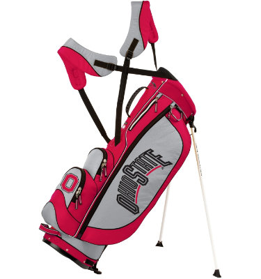 Sun Mountain Men's Superlight 3.5 Collegiate Stand Bag