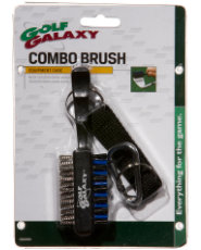 Golf Galaxy Combo Brush
