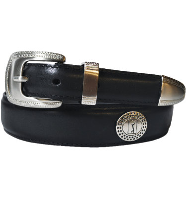 PGA Tour Men's Concho Belt