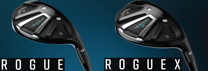 Callaway Rogue Hybrid Selection