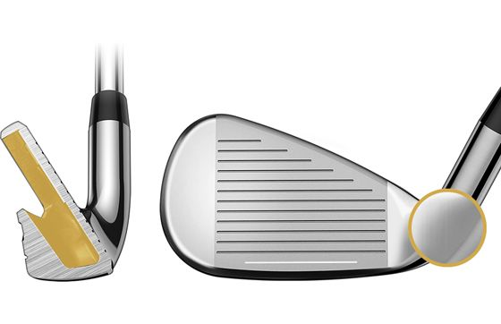 Cobra F-MAX Irons: Improved Clubhead Construction