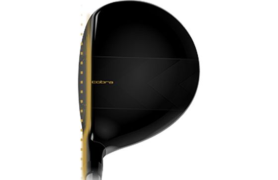 Cobra F-MAX Fairway Woods: Offset Hosel
