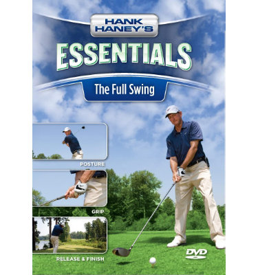 DVD:Hank Haney Essentials Vol 1: Full Swing