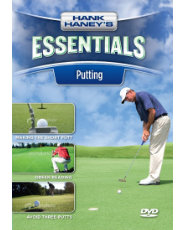 DVD:Hank Haney Essentials Vol 3: Putting