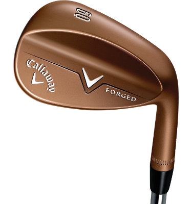 Callaway Men's Forged Wedge - Copper Finish