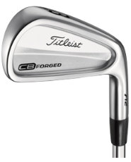 Titleist CB Forged 712 Irons - (Steel) 3-PW