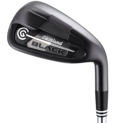 Cleveland Men's CG Black Irons - (Steel) 4-PW