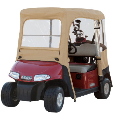 Classic Accessories E-Z-GO Golf Cart Enclosure