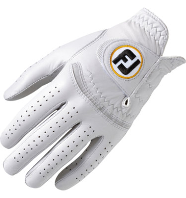 FootJoy Women's StaSof Golf Glove - White
