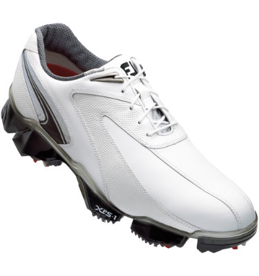 FootJoy Men's XPS-1 Golf Shoe - White (Disc Style 56003)