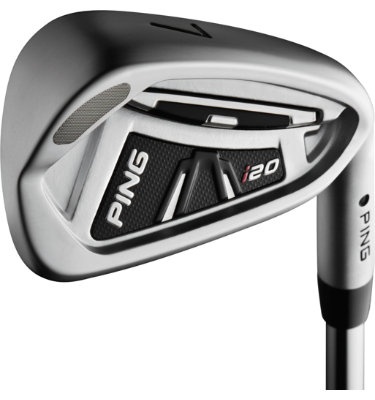 PING Men's i20 Senior Irons - (Graphite) 3-PW