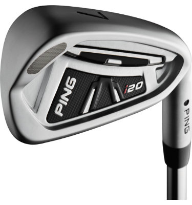 PING Men's i20 Irons - (Steel) 3-PW