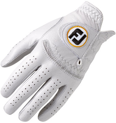 FootJoy Men's StaSof Golf Glove - White