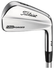 Titleist MB Forged 712 Irons - (Steel) 3-PW