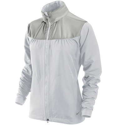Nike Women's Windproof Anorak Long Sleeve Jacket