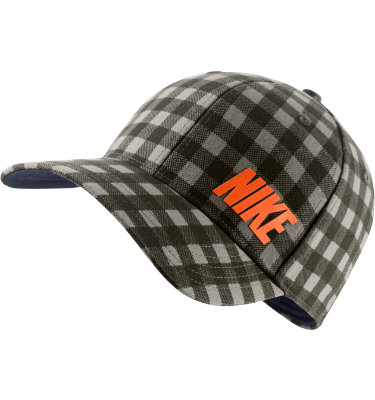 Nike Men's Plaid Cap