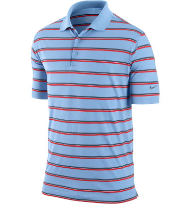 Nike Men's Ultra Stripe Short Sleeve Polo