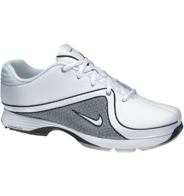 Nike Women's Lunar Brassie Golf Shoe - White/ Black