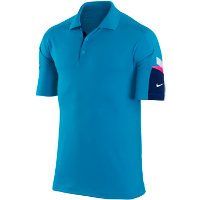 Nike Mesh Shadow Print Polo