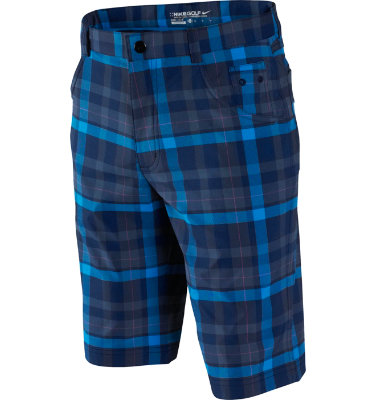 Nike Juniors' Plaid Tech Short