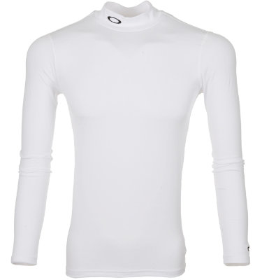 Oakley Men's Lay A Patch Long Sleeve Polo