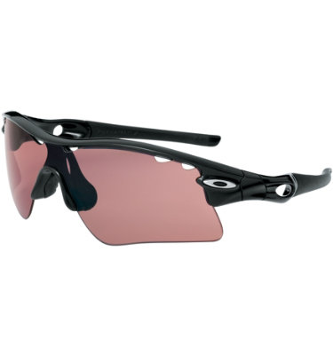 Oakley RADAR RANGE Sunglasses - Polished Black/G30 Iridium