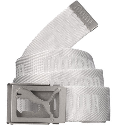 PUMA Men's Fade Web Belt