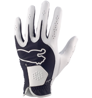 PUMA Women's Monoline Performance Golf Glove - White