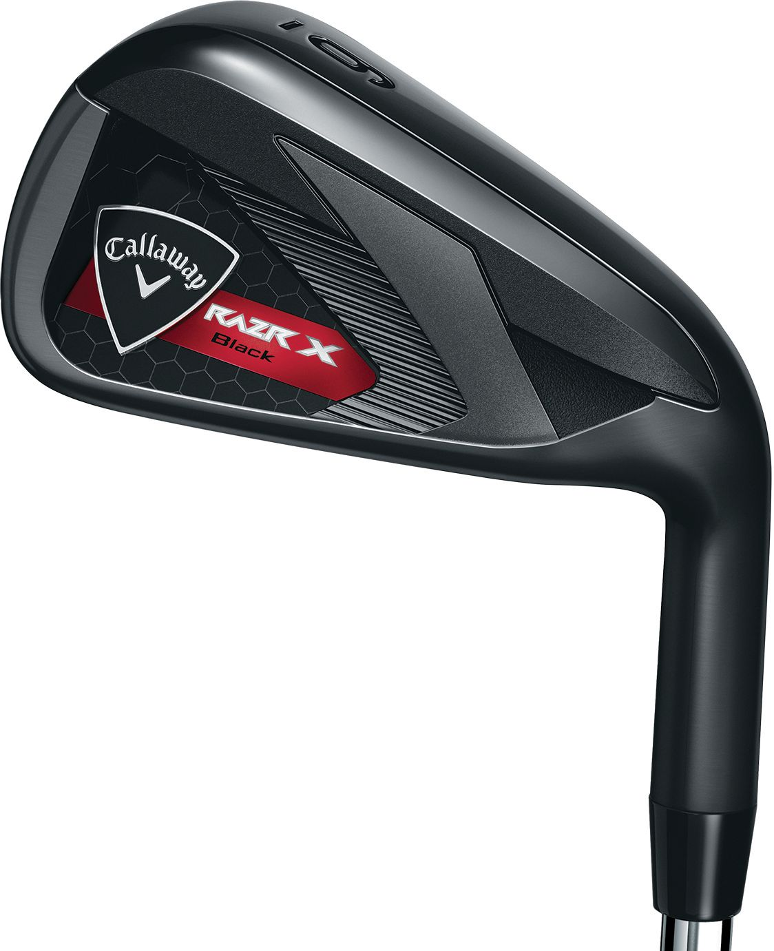 Callaway Men's RAZR X Black Irons   (Steel) 4 AW