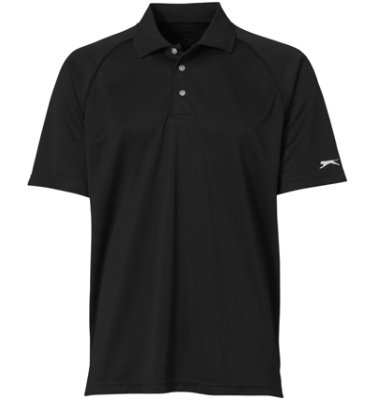 Slazenger Men's Dublin Grid Short Sleeve Polo