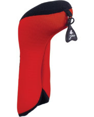 Stealth Red Hybrid Headcover