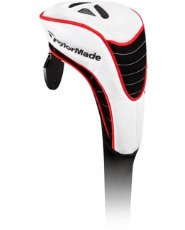 TaylorMade White Fairway Headcover