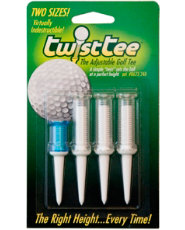 TwistTees Blister Pack - 4 pack