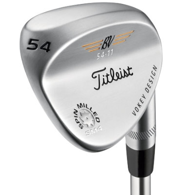 Titleist Men's Vokey SM4 Wedge - Tour Chrome Finish