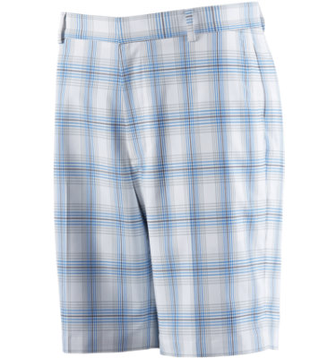Walter Hagen Men's Flat Front Connel Plaid Short
