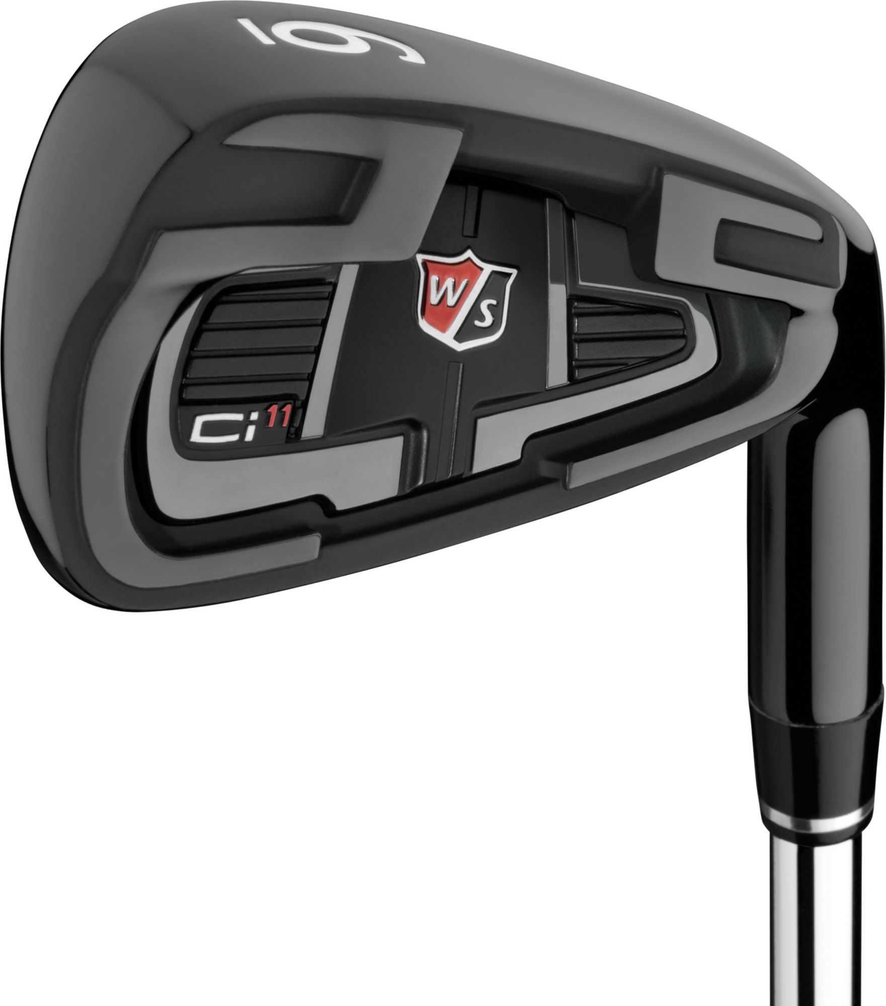 Wilson Men's Ci11 Irons   (Steel) 4 AW