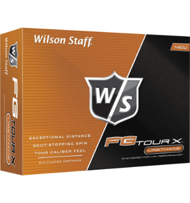 Wilson Staff FG Tour X Golf Ball (2012) Reviews