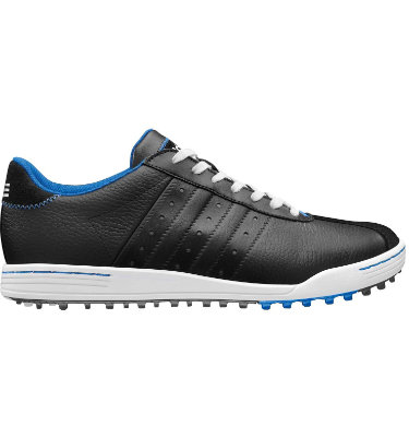 adidas Men's adicross II Golf Shoe - Black/Blue