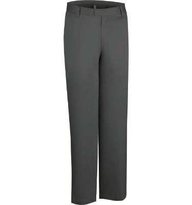 Ashworth Men's Easy Care Super 100s Flat Front Trouser